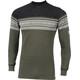 Aclima DesignWool Marius - T-shirt manches longues Homme - olive